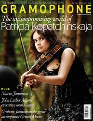 Gramophone issue February 2018