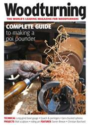 Woodturning issue February 2018