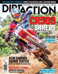 Dirt Action issue Issue#221 Feb 2018