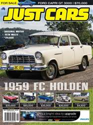 JUST CARS issue 18-08