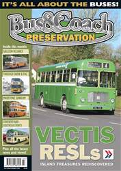Bus & Coach Preservation issue  March 2018