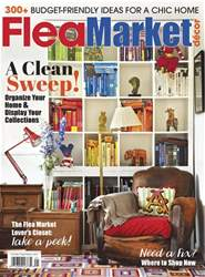 Flea Market Décor issue Feb/Mar 2018