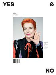 Yes & No Magazine issue Yes & No Magazine