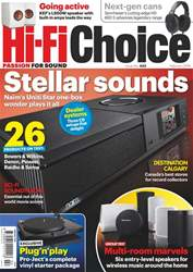 Hi-Fi Choice issue February 2018