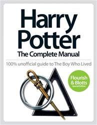 Harry Potter The Complete Manual issue Harry Potter The Complete Manual