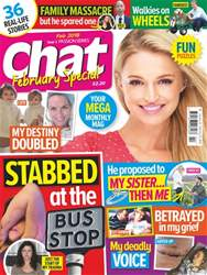 Chat Specials issue February Special