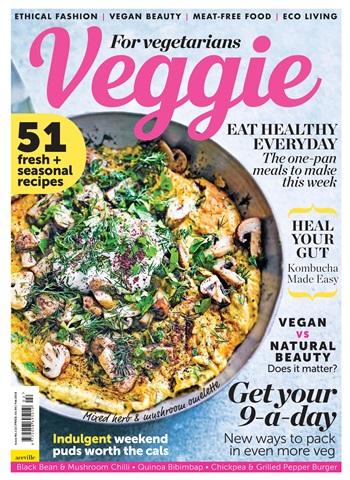 Veggie Magazine issue Feb-18
