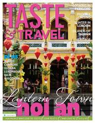 Taste & Travel International issue Winter 2018