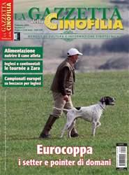 La Gazzetta Della Cinofilia Venatoria issue  Febbraio 2018