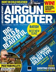 Airgun Shooter issue March 2018