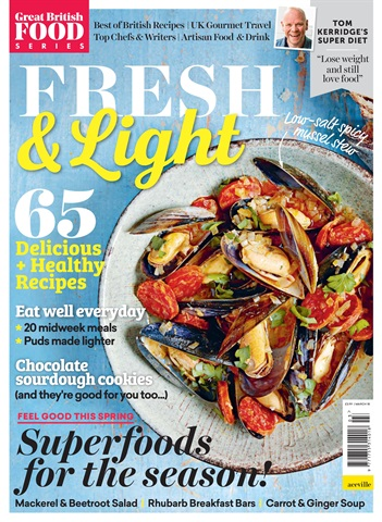 Great British Food issue Mar-18
