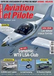 Aviation et Pilote issue February 2018