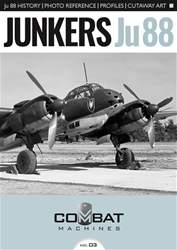 Combat Machines 3: Junkers Ju 88 issue Combat Machines 3: Junkers Ju 88