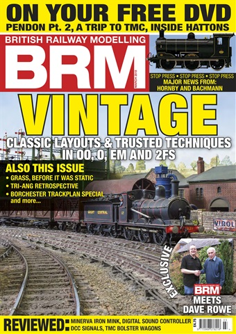 British Railway Modelling issue March 2018
