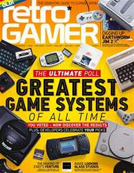 Retro Gamer issue Issue 177