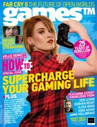 games (TM) issue Issue 196