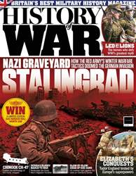 History of War issue Issue 51