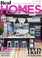 Real Homes Magazine issue March 2018
