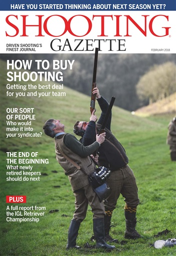Shooting Gazette Preview