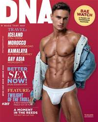 DNA #217 | The Travel Issue issue DNA #217 | The Travel Issue