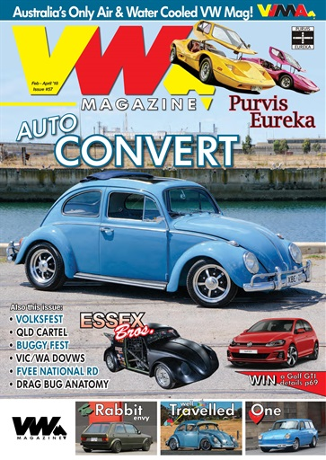 VW Magazine Australia Preview