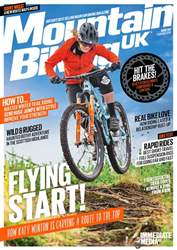 Mountain Biking UK issue February 2018