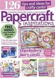 Papercraft Inspirations issue March 2018