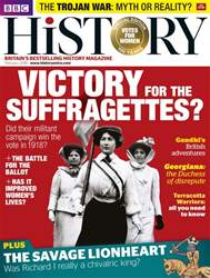 BBC History Magazine issue February 2018