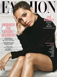 Fashion Magazine issue March 2018