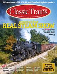 Classic Trains issue March 2018