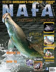 National Australian Fishing Annual (NAFA) issue 34
