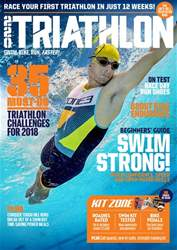 220 Triathlon Magazine issue March 2018
