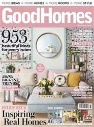 GoodHomes Magazine Magazine Cover