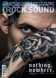 Rock Sound Magazine issue nothing,nowhere. - 236