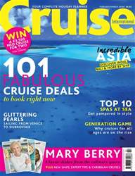 Cruise International issue February/March 18