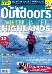 TGO - The Great Outdoors Magazine issue March 2018