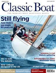 Classic Boat issue March 2018