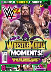 WWE Kids issue No.132