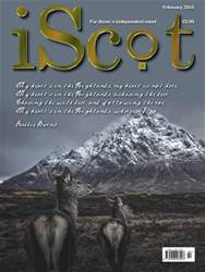iScot Magazine issue February 2018