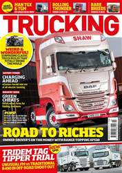 Trucking Magazine issue March 2018
