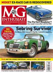 MG Enthusiast issue March 2017