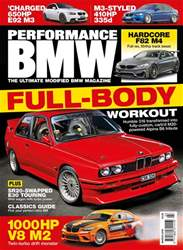 Performance BMW issue March 2018