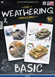 THE WEATHERING MAGAZINE ISSUE 22 - BASIC issue THE WEATHERING MAGAZINE ISSUE 22 - BASIC