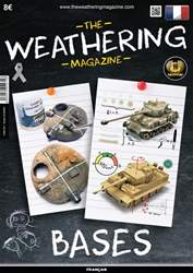 THE WEATHERING MAGAZINE 22 - BASES issue THE WEATHERING MAGAZINE 22 - BASES