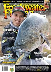 Freshwater Fishing Australia issue Feb/Mar