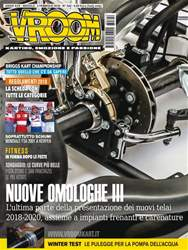 Vroom Italia issue Vroom Italia