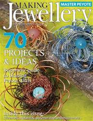 Making Jewellery issue March 2018