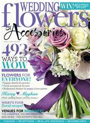 Wedding Flowers Magazine issue March/April 2018