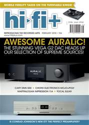 Hi-Fi+ Issue 156 issue Hi-Fi+ Issue 156