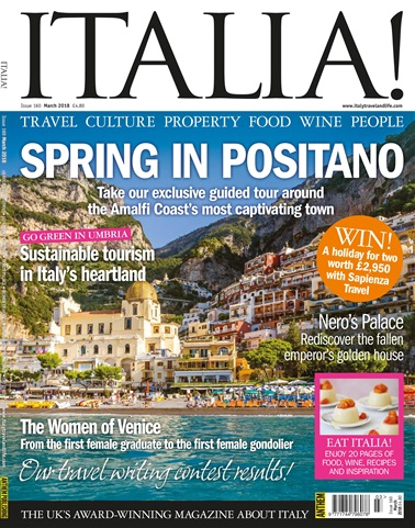 Italia! issue Mar-18